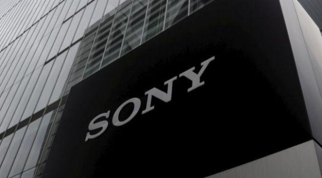 Vista de la sede de Sony en Tokio, Japón.