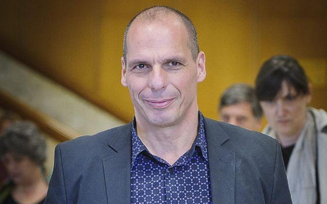 Varoufakis, ex ministro de finanzas de Grecia.