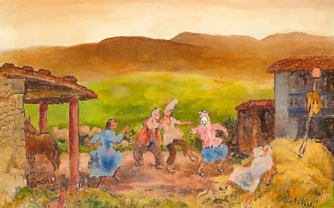 'Carnavalada', de Evaristo Valle