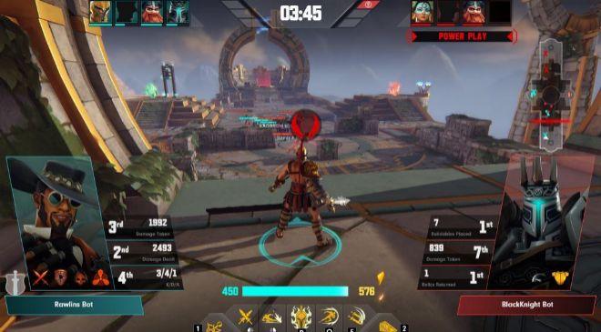Imagen del videojuego Breakaway que está desarrollando Amazon y que...