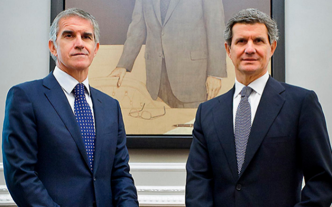 Jon Riberas y Francisco Riberas, máximos accionistas de Gestamp.