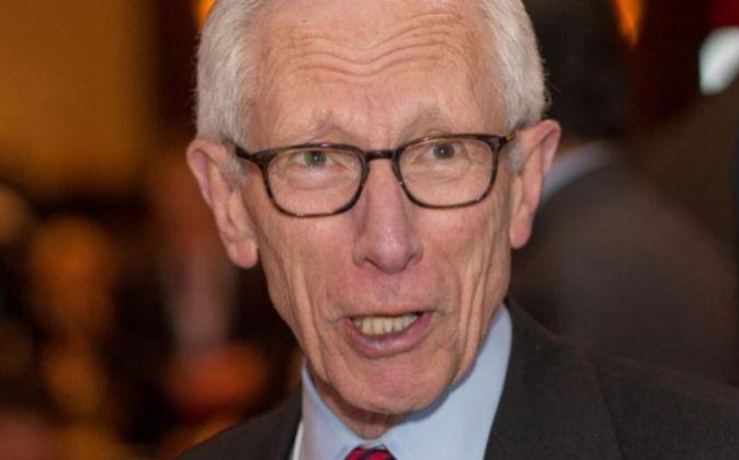 Stanley Fischer, vicepresidente de la Fed.