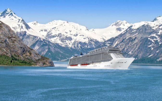 Norwegian Bliss, el primer barco ideado específicamente para realizar...