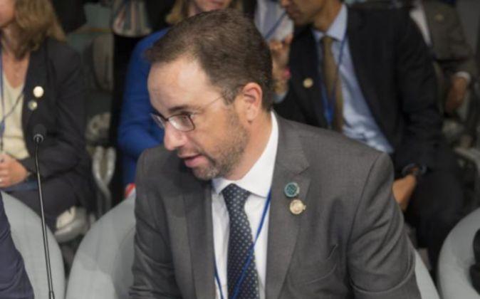 El nuevo director ejecutivo alterno en la silla de España en el FMI,...