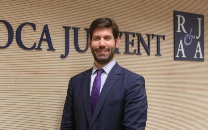 Pablo Rodríguez, socio de bancario de Roca Junyent.