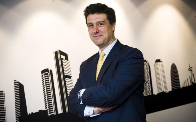 Ismael Clemente, consejero delegado de Merlin