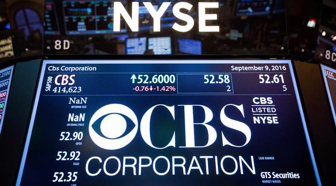 Logo de la CBS.