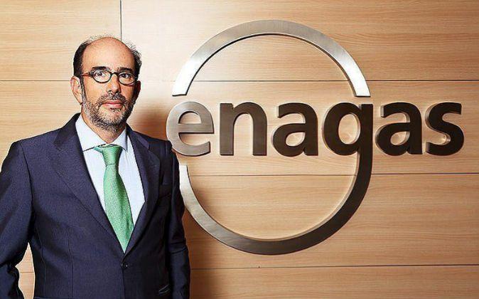 Marcelino Oreja Arburúa, consejero delegado de Enagás