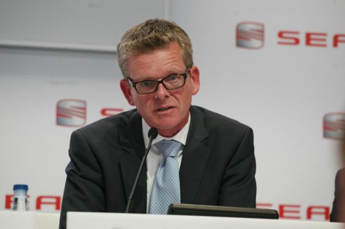 Matthias Rabe, vicepresidente de Seat responsable de I+D