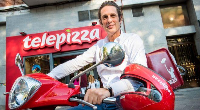 Fernando Frauca trabajó en Unilever durante doce años y...