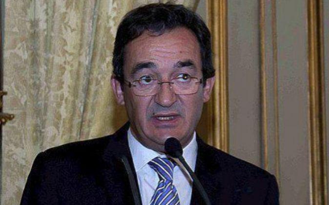 Santiago Ruiz, consejero delegado del Consorcio del Ave a la Meca.