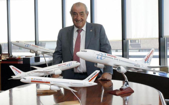 Juan Jose Hidalgo, fundador y presidente de Globalia.
