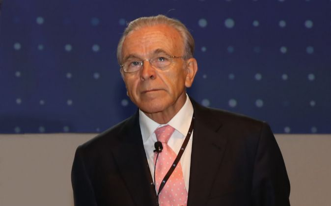 Isidro Fainé, presidente del Grupo La Caixa