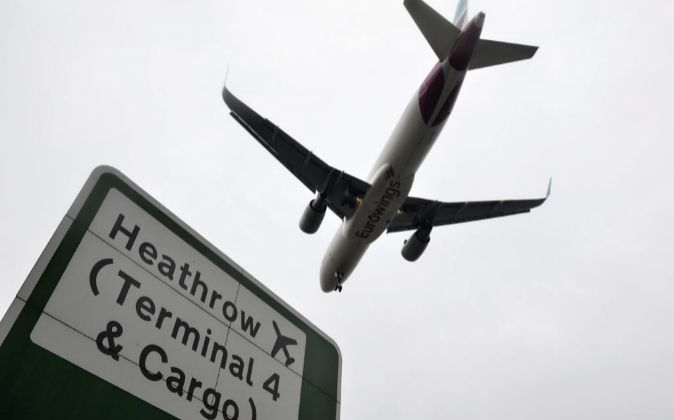 Aeropuerto de Heathrow.