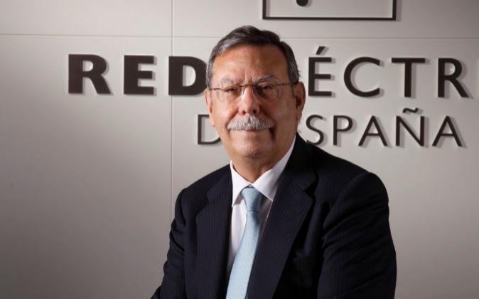 José Folgado Blanco, presidente de Red Eléctrica