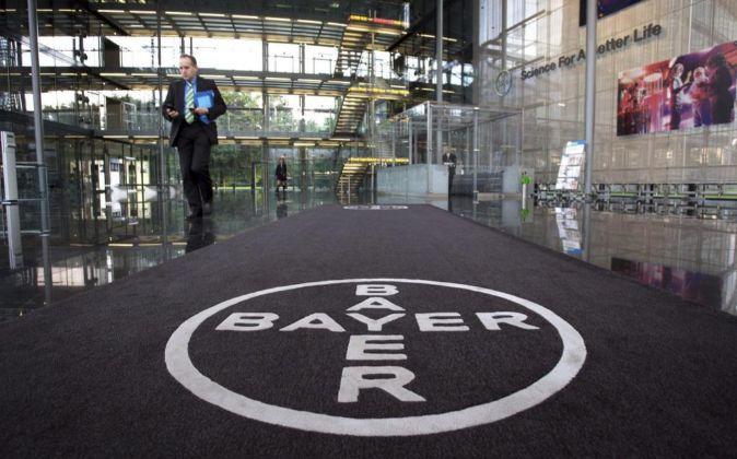Sede de Bayer en Leverkusen, Alemania