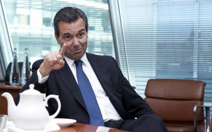 Antonio Horta-Osorio, consejero delegado de Lloyds.