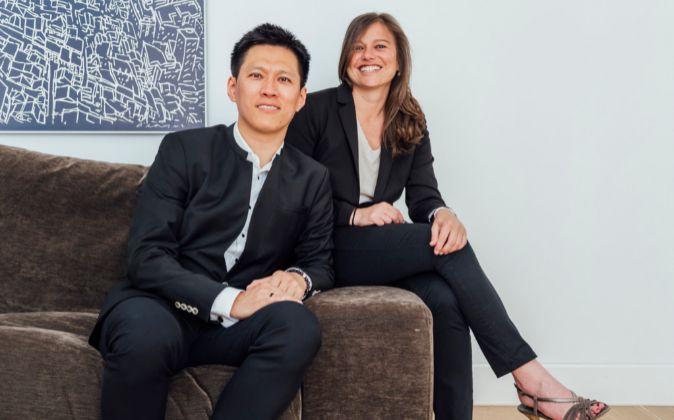 Leey Fey y Belén Pedrajas, socios de  PLS Consulting.