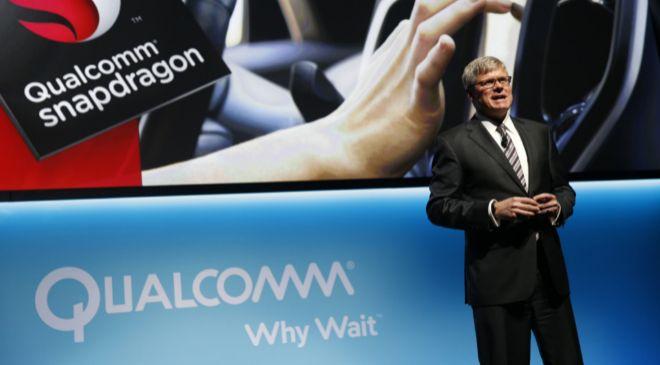 Steven Mollenkopf, CEO de Qualcomm