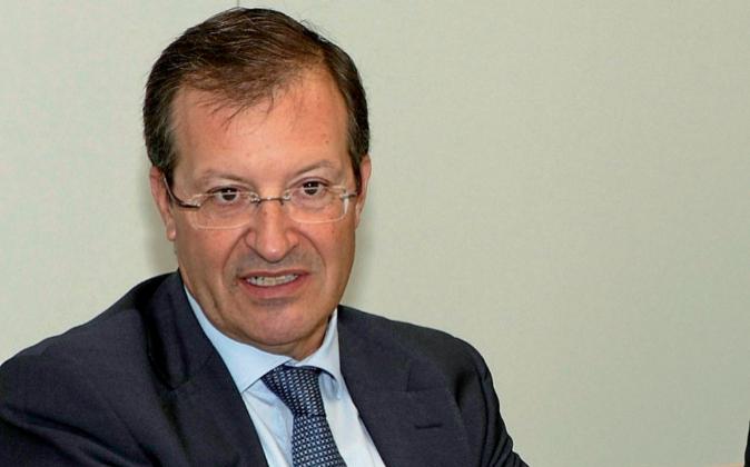 El presidente de Abengoa, Antonio Fornieles.
