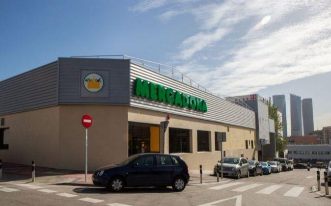El centro inaugurado hoy en el Parque Empresarial Herrera Oria de...
