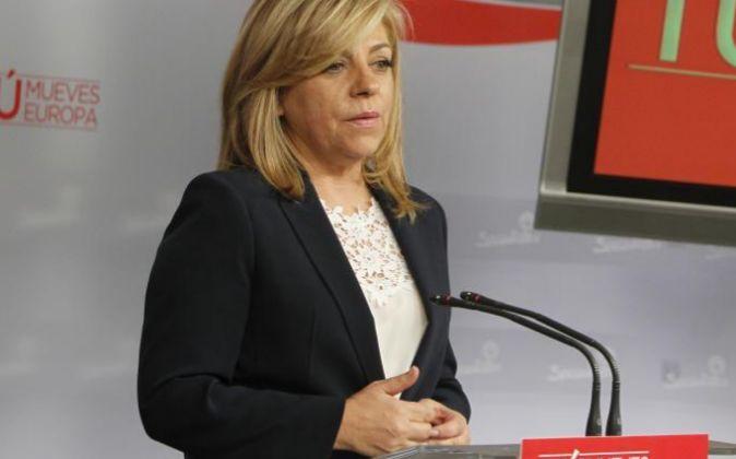 Elena Valenciano, en una imagen de archivo.