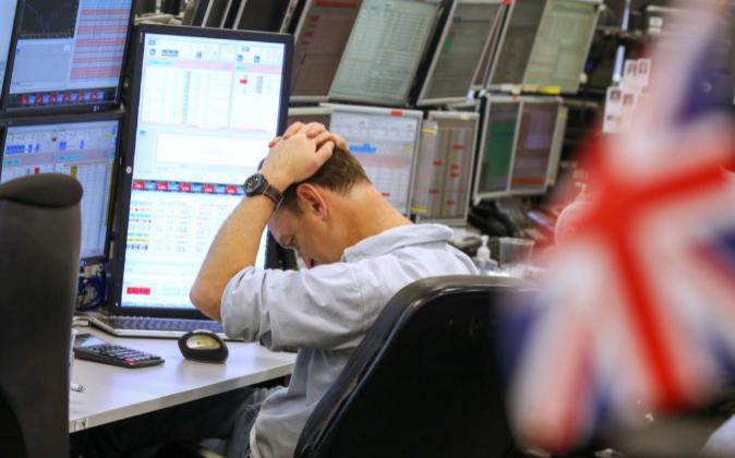 El pasado mes, durante dos minutos en la banca asiática, la libra...
