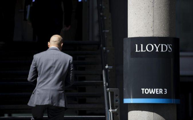 Edificio de Lloyd's.