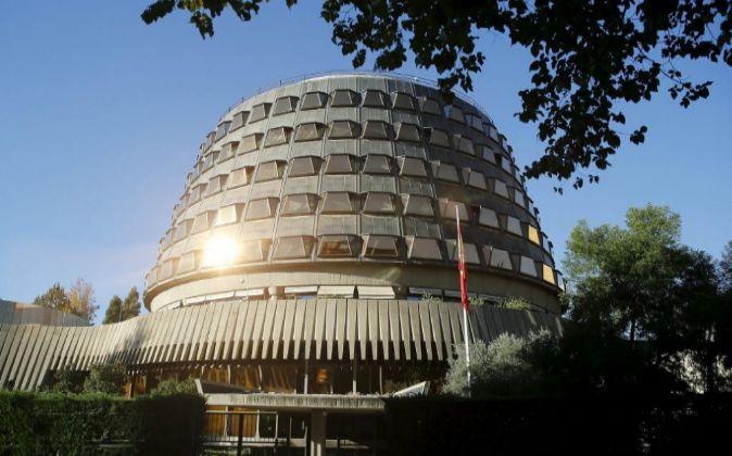 El Tribunal Constitucional (TC).