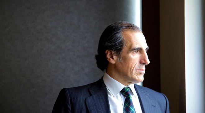 Carlos Calero, director General de Vincci Hoteles