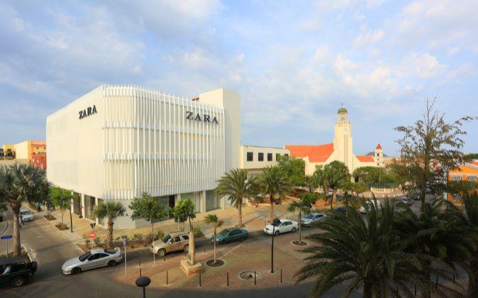 El espectacular centro de 3.000 metros cuadrados que Zara ha...
