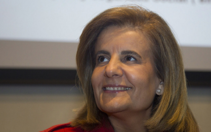 Fátima Báñez repite como ministra de Empleo y Seguridad Social.