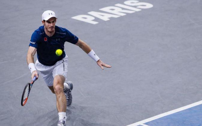 Andy Murray, ganador del último Master 1.000, celebrado en Shanghái.