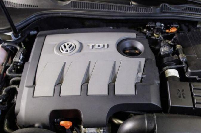 Motor TDI del grupo Volkswagen