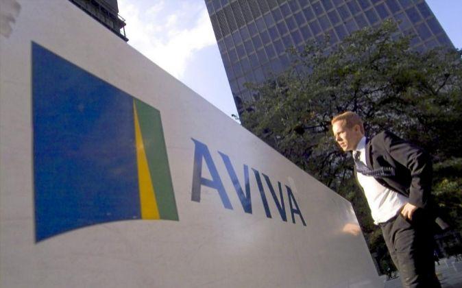 Sede de Aviva en Londres (Reino Unido).