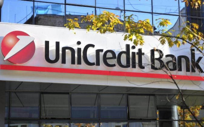 Oficina de Unicredit.