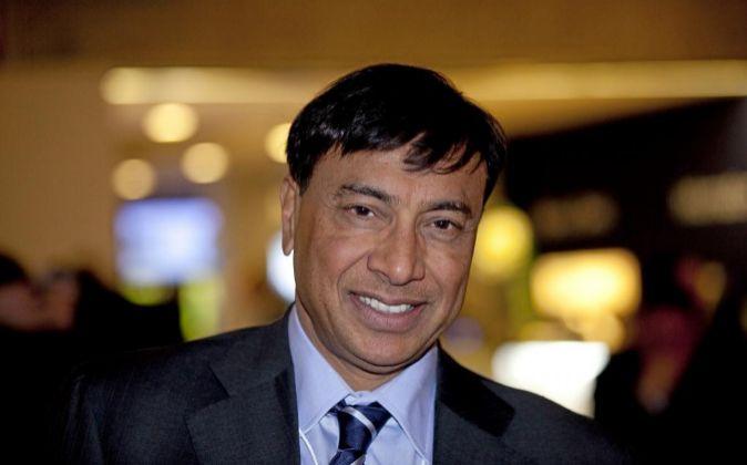 Lakshmi Mittal, CEO de ArcelorMittal.