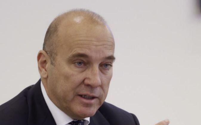 El consejero delegado del Banco Popular, Pedro Larena.