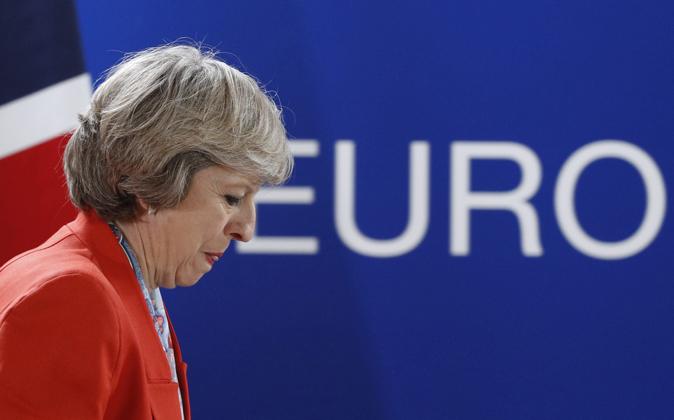 Theresa May quiere que el período de transición sea de cinco años o...