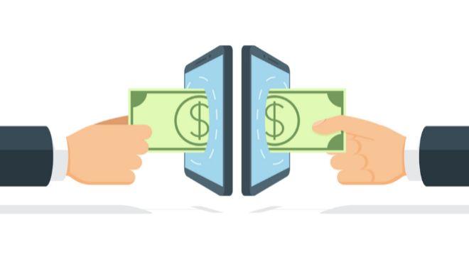 El móvil, la nueva vía para compartir dinero