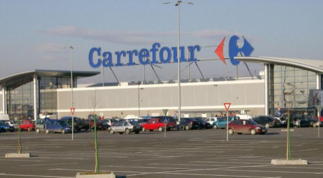 Centro Carrefour.
