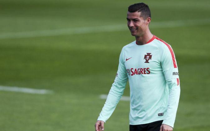 Nike le triplica el contrato a Cristiano Ronaldo 87f5a4a1717b8