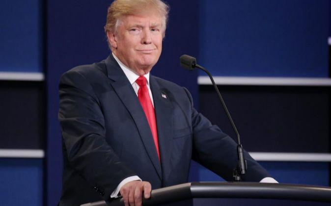 Donald Trump, nuevo presidente de los Estados Unidos.
