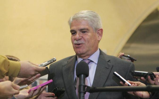 El nuevo ministro de Exteriores, Alfonso Dastis.
