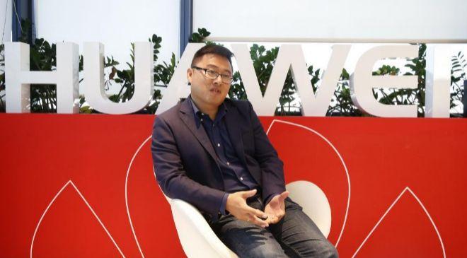Pablo Wang, director de Huawei Consumo España.