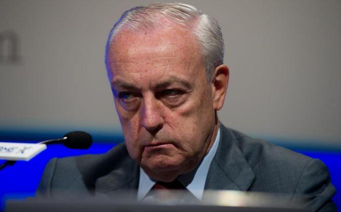 Nemesio Fernández Cuesta, presidente de Isolux.