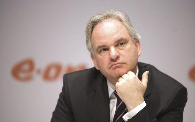 Johannes Teyssen, consejero delegado de E.ON.