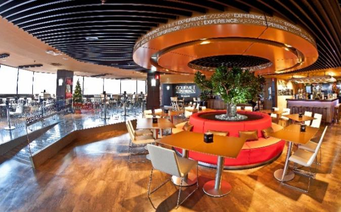 Gourmet Experience de plaza de Callao (Madrid).