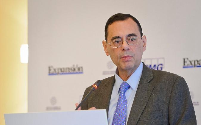 Jaime Caruana, director general del BPI