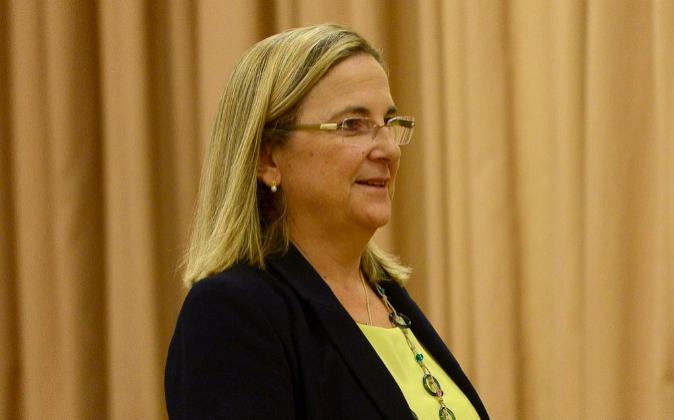 Irene Garrido, nueva secretaria de Estado de Economía.